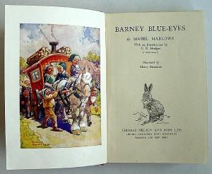Barney Blue-Eyes